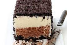 ice cream + sorbet recipes