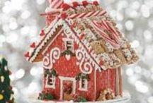 Gingerbread Houses / by Renee Kerby