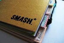 Smash Books & Scrapbooks / by Brittany Michelle 💋