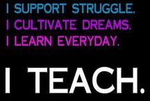 Future Teacher?! / by Kristen Rudy