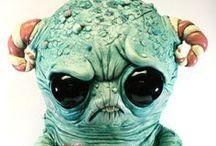 Little Monsters-n-Stuff / ...monsters in art