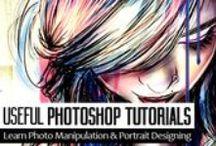 photoshop + illustrator