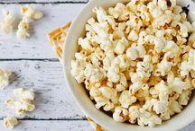 popcorn / by Clarissa Cochran
