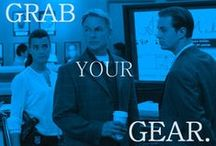NCIS / You get a Gibb's slap if you don't like this show / by Kate Cav