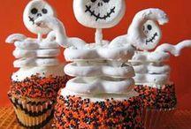 Halloween treats.