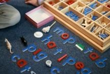 Montessori Pink Series Activities