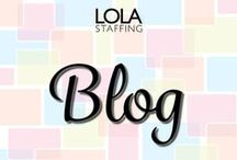 LOLA Blog / A board for LOLA's very own Blog where there is something for everyone to read. From humour, to interviews, more serious content and something for all the foodies out there, look no further: http://blog.lolaevents.co.uk/