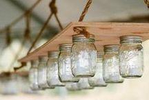 mason jars / by Katie Butkus