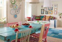 Home, Colorful-Creative, Home / by Joette Johansen Wangsgard