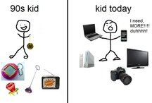 When I was a Kid!!! / Things I remember from when I was growing up:0) / by Crafty Chick