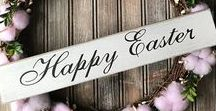 E A S T E R · F O O D + C R A F T / Easter food and craft ideas