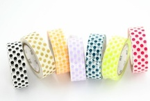 Washi Tape Projects / Washi tape projects and more! / by Wishy Washi Tape