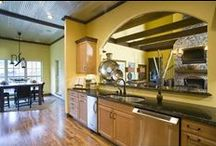 Great Kitchens from The Plan Collection / Great kitchens from www.theplancollection.com