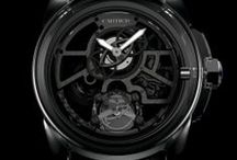 Timeless Watches / My favorite accessory of all time. I'm obsessed. / by M.P. Hendriks