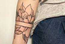 TATTOOS / Il existe une multitude de style pour le tatouage. Voilà mes préférés...