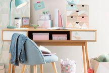 OFFICE / Besoin d'idées pour créer un espace de travail inspirant et à votre image ?