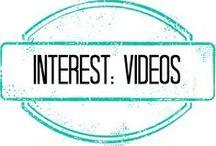 Interest::Vids / by Tiffany Skaar