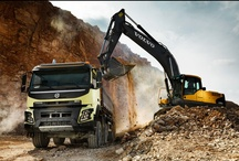Volvo FMX / The new Volvo FMX is easier to drive, at the same time as several innovations boost its efficiency and off-road capability. The driver can steer a heavily loaded truck without the slightest effort thanks to a new technology: Volvo Dynamic Steering. http://ow.ly/klDrm
