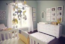 Nursery Ideas / by Casey Bahr