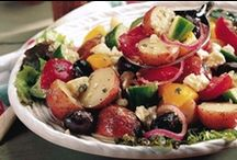 Summer Salads / Summer salad inspiration from the General Mills family of websites.  / by General Mills