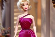 Barbie Hollywood dolls  / I love all Barbie things but Hollywood divas Barbies are the most glamorous of all!!!