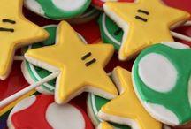 Mario Party / 30th Birthday - Surprise Party - Mario Themed Birthday