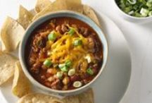 Chili Cook-Off / The best chili recipes from the General Mills family of websites / by General Mills
