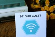 Be Our Guest (Room) / by Kristin Smith