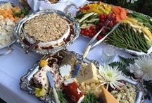 Meriwether Godsey at Lewis Ginter Botanical Garden catering / Catering, garden, events, parties / by Susan Hicklin