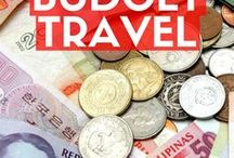 Budget Travel / Travel is expensive and I want to go everywhere! This is a place for budget travel tips and hacks.