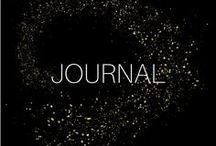 Journal Prompts / Journal prompts to help you start a journal and start writing more. You can use journaling to help manage depression and anxiety symptoms and improve your mental health.