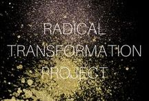 Radical Transformation Project / posts from www.radicaltransformationproject.com Mental Health Depression Anxiety Productivity Happiness