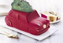 MA TABLE AU SOMMET / Une belle table de Noël c'est déjà la certitude que les fêtes seront réussies ! Desserts, vaisselle, idées DIY, tout y est pour s'inspirer