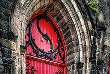 Doors / by Leisa Watkins