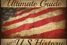 Homeschool ✦ History Lessons & Resources / Homeschooling history lessons, history resources, tips on teaching history, living history, historical fiction, and more.