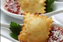 Recipes ❥ Appetizers and Snacks