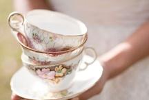 mugs and tea pots/cups