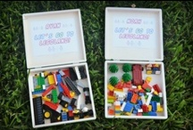 For the Love of Lego / by Danielle Thompson