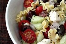 Recipes ❥ Salads