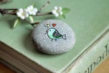 Crafts: Rocks / by Sigrit