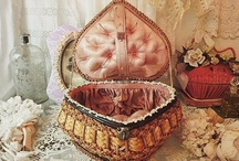 My Old Sewing Basket / by Julie