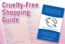 Cruelty Free Products / by Marie Symeou
