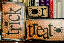 Holiday Crafts & Ideas: Halloween / by Andi Robbins