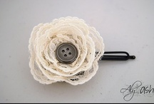 Crafts: Hair Accessories / by Andi Robbins