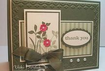 STAMPIN UP IDEAS / by Diann Sanderson