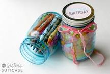 Crafts: Mason Jars / by Andi Robbins