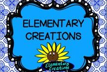 ELEMENTARY CREATIONS / This board is for pre-K through 5th grade ideas.                                     NEW RULES:  You may pin 1 to 2 TPT paid or free items a day.  Spread your paid products with any creative, crafty or blog ideas that can help other teachers.   Please do not advertise your TPT store and do not add others to this board.  Not accepting any more collaborators at this time. Thank you! :)