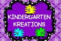 KINDERGARTEN KREATIONS / This board is only for kindergarten ideas.  This board is for pre-K through 5th grade ideas.                                     NEW RULES:  You may pin 1 to 2 TPT paid or free items a day.  Spread your paid products with any creative, crafty or blog ideas that can help other teachers.   Please do not advertise your TPT store and do not add others to this board.  Not accepting any more collaborators at this time. Thank you! :)