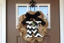 Crafts: Wreaths / by Andi Robbins