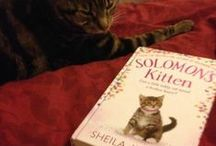 Cat Books / Books for cat lovers / by Marie Symeou